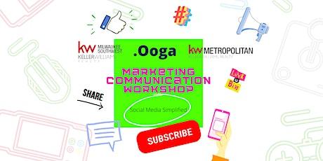 Social Media Communication Tickets