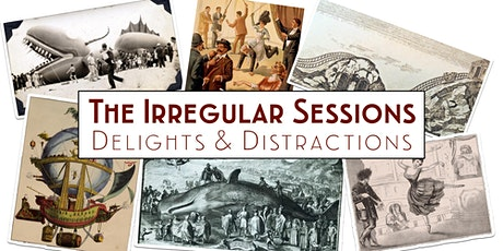 Odd Salon IRREGULAR Sessions: Delights & Distractions tickets