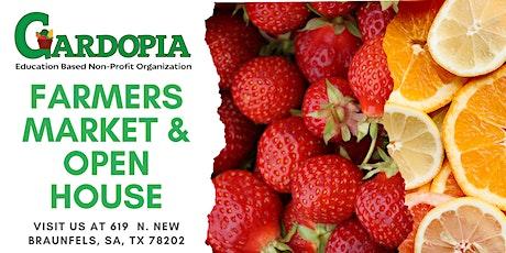 Gardopia Farmers Market tickets