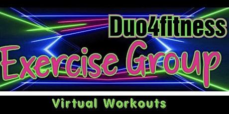 Caribbean/Soca & American Rhythm Cardio & Toning Workout tickets