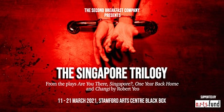 The Singapore Trilogy tickets