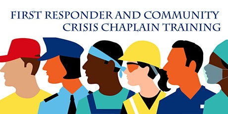 Intro to First Responder and Community Chaplaincy tickets