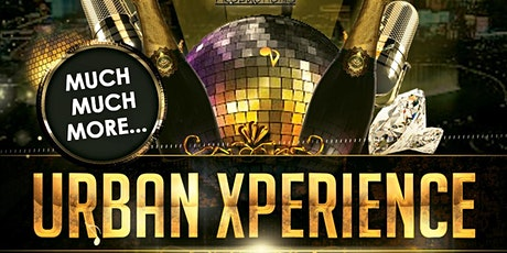 THE URBAN XPERIENCE CONVENTION SUPER VIP tickets