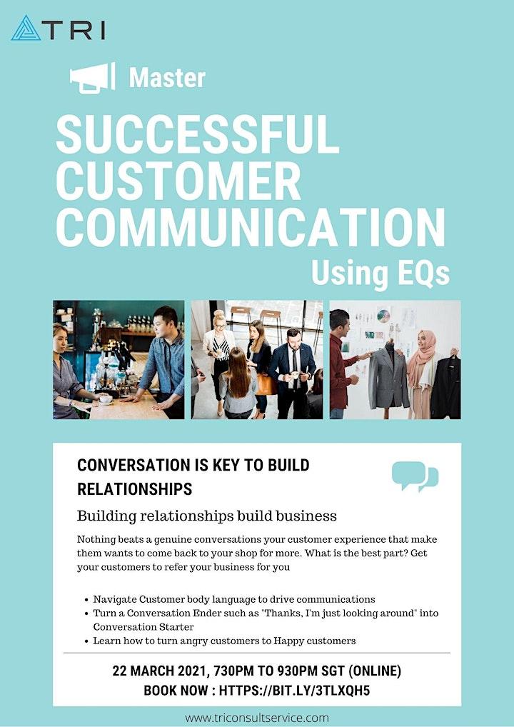 Master Successful Customer Communication using EQ image