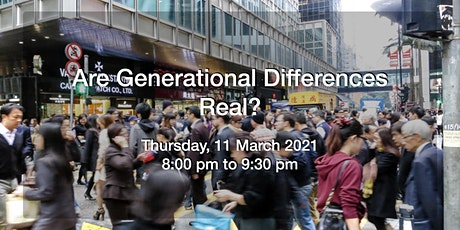 Are Generational Differences Real? tickets