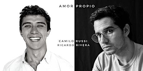 El Amor Propio en la Masculinidad | Camilo Russi & Voices of Brotherhood entradas