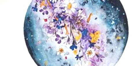 Full Moon Watercolor Workshop tickets