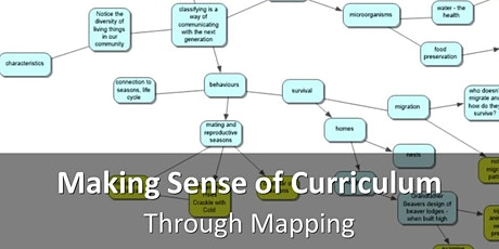 Making Sense of Curriculum Through Mapping tickets