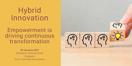 Innovation Workshop - Conversation about Embracing Uncertainty tickets
