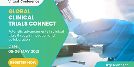 Global Clinical Trials Connect 2021 tickets