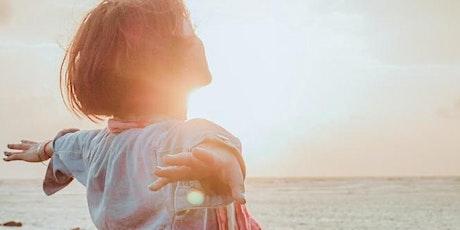 Online Healing Breathwork session for Love, Peace & Abundance tickets