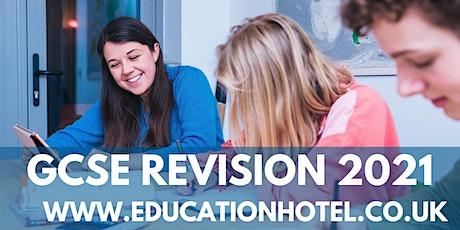 Revision skills 2021 - GCSE tickets