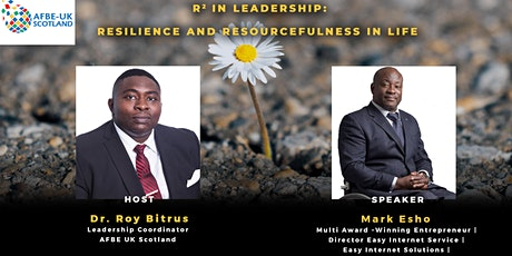 R2 in Leadership:  Resilience and Resourcefulness in Life tickets