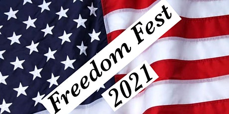 Freedom Fest 2021 tickets