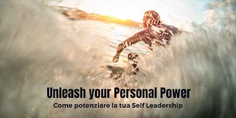 Leadership Personale: la Consapevolezza di Essere Leader - Masterclass biglietti