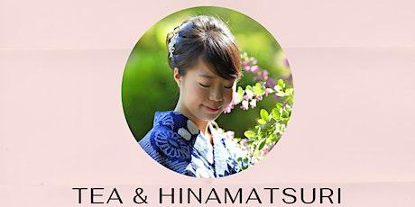 Tea & Hinamatsuri: Learn About Japanese Tea Rituals Specific to Girl's Day tickets