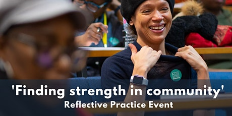 Finding Strength in Community - DEdPsy Reflective Practice Event tickets