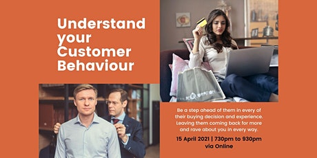 Understand Your Customer Behavior tickets