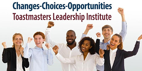 District 4 Toastmasters Leadership Institute - February 27, 2021 tickets