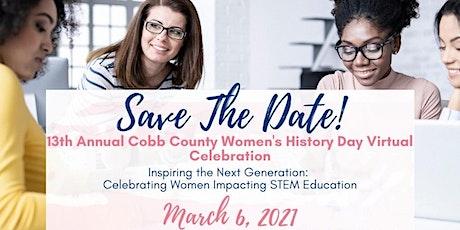 Women's History Day Celebration 2021! tickets