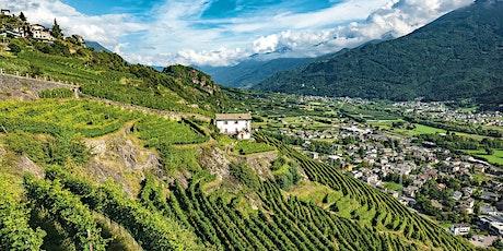 Alpine Nebbiolos - Valle d'Aosta, Alto Piemonte an tickets