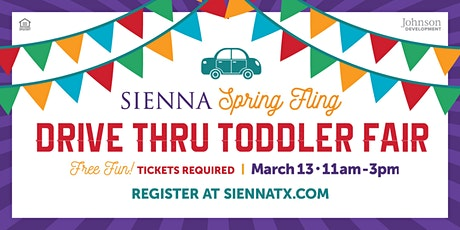Drive Thru Toddler Fair tickets