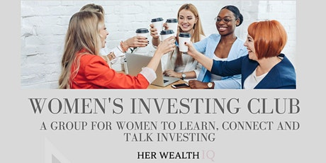 Women's Investing Club tickets