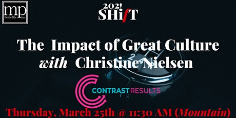 SHifT the Impact of Great Culture tickets
