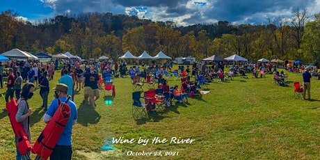 Wine by the River Festival tickets