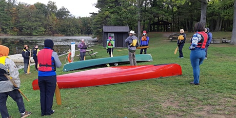 October 2-3, ORCKA Basic 1, 2 and 3 (tandem) Canoeing Certification tickets