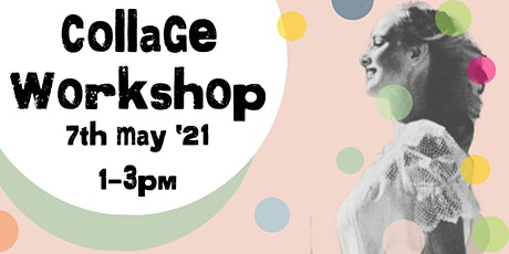 Collage Workshop - Weymouth tickets
