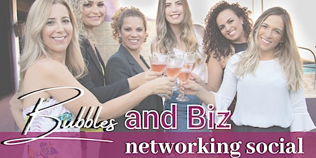 Fort Myers Bubbles & Biz Networking Social tickets