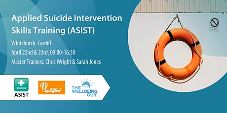Cardiff | ASIST: Applied Suicide Intervention Skills Training (April 2021) tickets