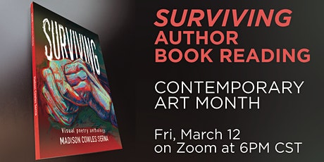 SURVIVING: Book Reading for Contemporary Art Month tickets