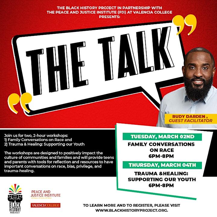 The Talk image