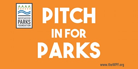 Pitch in for Parks 2021- 10am Start - Masks Required tickets