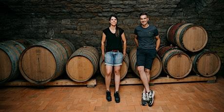 Online Weinverkostung - zu Gast ist der Winzer Fabian Lassak Tickets