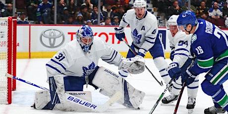 LIVE@!!..@ VANCOUVER CANUCKS v TORONTO MAPLE LEAFS LIVE ON NHL 2021 tickets