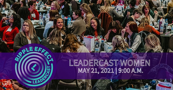 Leadercast Women 2021: Ripple Effect image