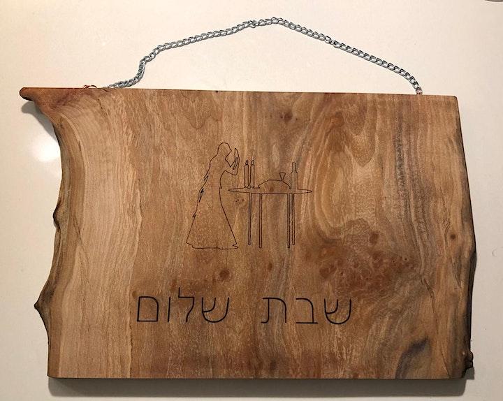 Virtual challah bake - with Mrs Hayley Simon and Rebbetzin Joanne Dove image