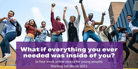 What If Everything You Needed Was Already Inside of You (Four Week Course) tickets