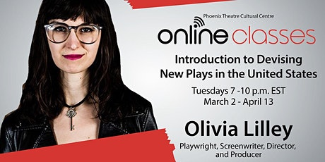Introduction to Devising New Plays in the United States tickets