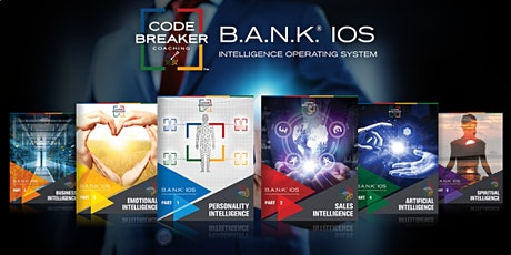 Codebreaker Coaching - B.A.N.K. IOS (Intelligence Operating System) tickets
