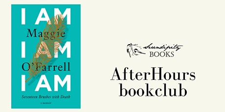 AfterHours book club April meeting tickets