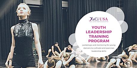 daCi USA Youth Leadership Training Program tickets