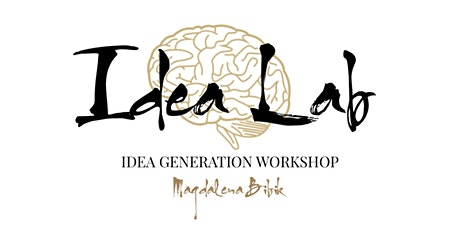 Idea Lab - idea generation workshop tickets