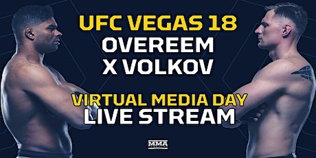 FIGHT@!.UFC Vegas 18 FIGHT LIVE ON 2021 tickets