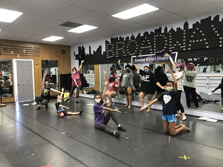 Kimilee Bryant's 7th Annual Summer Broadway Workshop! image