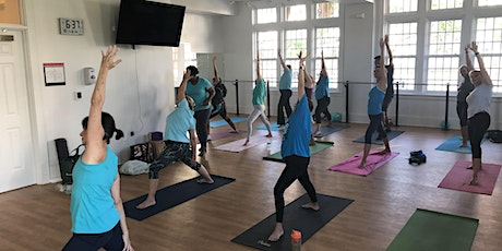 Evening Yoga at Home tickets