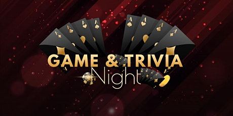 Game & Trivia Night tickets